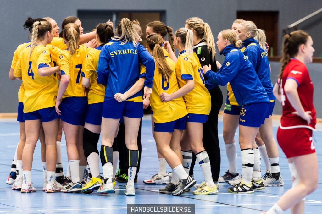 2018-03-23 U20 Landslag – Sverige – Tjeckien